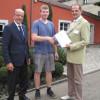 Der Beste erhält den Preis! ==> Hr. Felix Hartmann (Gießereimechaniker)