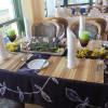 NHO 10 B gestaltet Ihren gedeckten Tisch